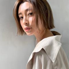 黒髪 ヘアカラー コスメ・メイク ナチュラル ヘアスタイルや髪型の写真・画像