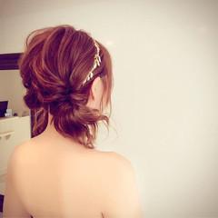 フェミニン ゆるふわ 大人かわいい ピュア ヘアスタイルや髪型の写真・画像