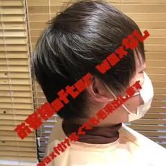 メンズヘア 東京ヘアスタイル ショート ナチュラル ヘアスタイルや髪型の写真・画像