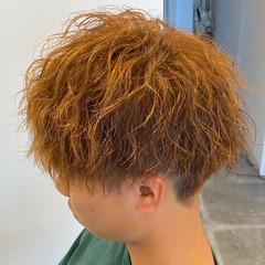 ストリート メンズヘア メンズ メンズショート ヘアスタイルや髪型の写真・画像