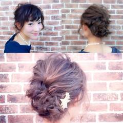 艶髪 セミロング 小顔 ニュアンス ヘアスタイルや髪型の写真・画像