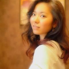 愛され コンサバ モテ髪 セミロング ヘアスタイルや髪型の写真・画像