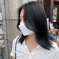 ショートヘア ショートボブ ミディアムレイヤー ミディアム ヘアスタイルや髪型の写真・画像