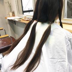ショートボブ ナチュラル 切りっぱなしボブ ベリーショート ヘアスタイルや髪型の写真・画像