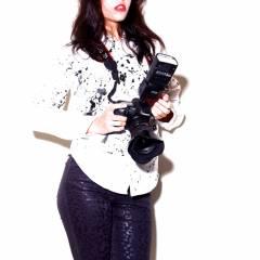 パーマ セクシー カール うざバング ヘアスタイルや髪型の写真・画像