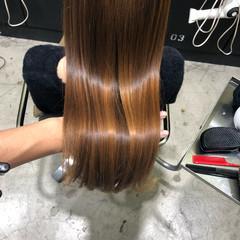 ヘアケア ホームケア 艶髪 ロング ヘアスタイルや髪型の写真・画像