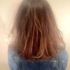 ストリート ボブ ワンレングス ヘアスタイルや髪型の写真・画像