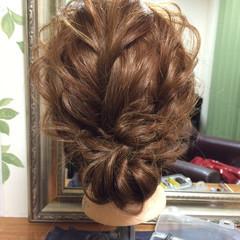 謝恩会 ヘアアレンジ 成人式 ロング ヘアスタイルや髪型の写真・画像