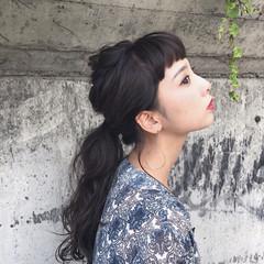 結婚式 謝恩会 ヘアアレンジ エレガント ヘアスタイルや髪型の写真・画像