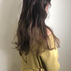 セミロング 360度どこからみても綺麗なロングヘア 大人ミディアム ロブ ヘアスタイルや髪型の写真・画像