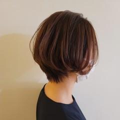 ショートヘア ショート ショートボブ 大人ショート ヘアスタイルや髪型の写真・画像