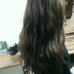 ブラウン ストリート 外国人風 アッシュ ヘアスタイルや髪型の写真・画像