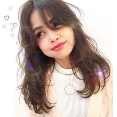 ナチュラル かわいい 色気 簡単ヘアアレンジ ヘアスタイルや髪型の写真・画像
