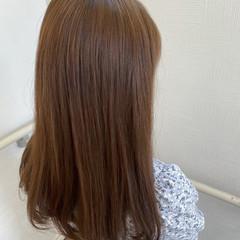 ヘアアレンジ グレージュ ロング アッシュグレージュ ヘアスタイルや髪型の写真・画像
