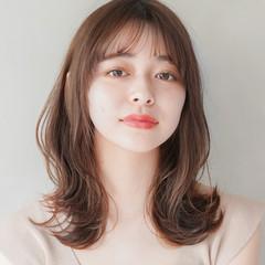透明感カラー 似合わせカット 大人可愛い デジタルパーマ ヘアスタイルや髪型の写真・画像