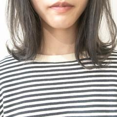 ミルクティーグレージュ アッシュブラウン ボブ グレージュ ヘアスタイルや髪型の写真・画像