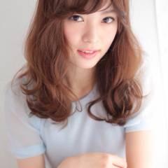 ロング かっこいい モテ髪 コンサバ ヘアスタイルや髪型の写真・画像