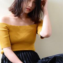 外国人風カラー ハイライト 外国人風 アンニュイ ヘアスタイルや髪型の写真・画像