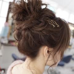 ロング ポニーテール デート ニュアンス ヘアスタイルや髪型の写真・画像