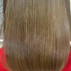 髪質改善 ミディアム 髪質改善トリートメント 最新トリートメント ヘアスタイルや髪型の写真・画像