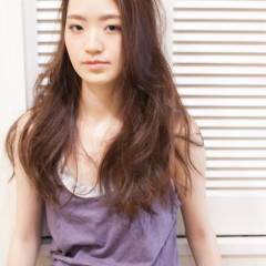 爽やか 大人女子 外国人風 ゆるふわ ヘアスタイルや髪型の写真・画像