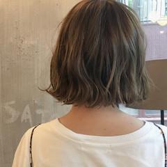 アンニュイ ウェーブ ヘアアレンジ デート ヘアスタイルや髪型の写真・画像