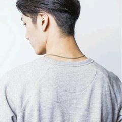 黒髪 暗髪 ストリート アッシュ ヘアスタイルや髪型の写真・画像