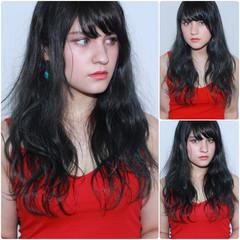 ハイライト ロング 外国人風 外国人風カラー ヘアスタイルや髪型の写真・画像