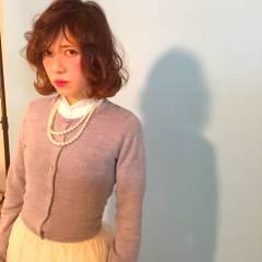 モテ髪 パンク 春 コンサバ ヘアスタイルや髪型の写真・画像