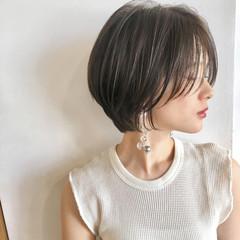アウトドア 簡単ヘアアレンジ スポーツ ショート ヘアスタイルや髪型の写真・画像