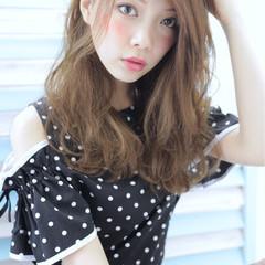 パーマ 外国人風カラー ネイビーアッシュ くせ毛風 ヘアスタイルや髪型の写真・画像
