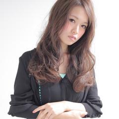 大人かわいい 渋谷系 コンサバ ロング ヘアスタイルや髪型の写真・画像