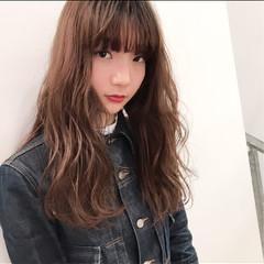 謝恩会 デート ロング ヘアアレンジ ヘアスタイルや髪型の写真・画像