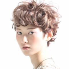 モテ髪 ナチュラル ガーリー ストリート ヘアスタイルや髪型の写真・画像