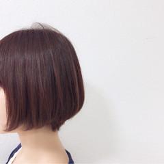 艶髪 くびれカール ナチュラル ボブ ヘアスタイルや髪型の写真・画像