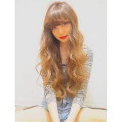 パンク ストリート 春 ガーリー ヘアスタイルや髪型の写真・画像