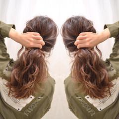 ブラウンベージュ ナチュラルブラウンカラー ピンクブラウン ロング ヘアスタイルや髪型の写真・画像