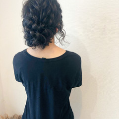 フェミニン ロング 成人式 ヘアセット ヘアスタイルや髪型の写真・画像