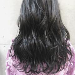 ブルージュ グレージュ アッシュ 暗髪 ヘアスタイルや髪型の写真・画像