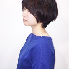 黒髪 ナチュラル フリンジバング ゆるふわ ヘアスタイルや髪型の写真・画像