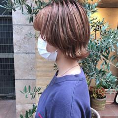 ストリート ショート ショートヘア ショートボブ ヘアスタイルや髪型の写真・画像