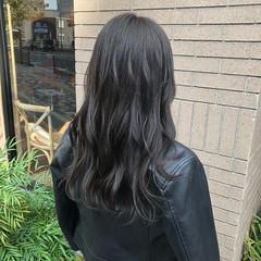 ロング 外国人風カラー エレガント 上品 ヘアスタイルや髪型の写真・画像