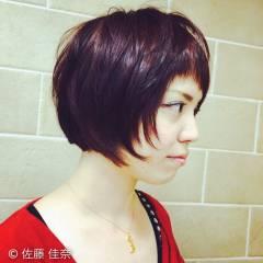 ガーリー 卵型 ストリート 丸顔 ヘアスタイルや髪型の写真・画像