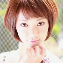 卵型 コンサバ モテ髪 ナチュラル ヘアスタイルや髪型の写真・画像
