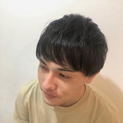 重ため メンズカット ツーブロック メンズマッシュ ヘアスタイルや髪型の写真・画像