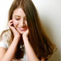 愛され 大人かわいい 外国人風カラー モテ髪 ヘアスタイルや髪型の写真・画像