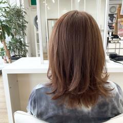 ミルクティーグレージュ ブリーチオンカラー ブリーチ必須 ミルクティーベージュ ヘアスタイルや髪型の写真・画像