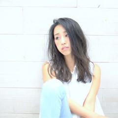 グラデーションカラー ブラウン パーマ コンサバ ヘアスタイルや髪型の写真・画像