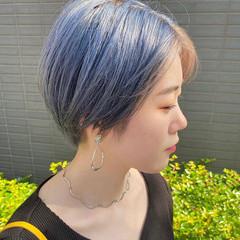 ショートボブ モード ショートヘア ミニボブ ヘアスタイルや髪型の写真・画像