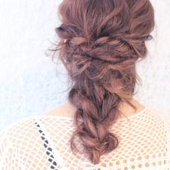 愛され モテ髪 外国人風 ヘアアレンジ ヘアスタイルや髪型の写真・画像